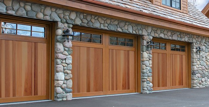 Garage door virginia beach wood