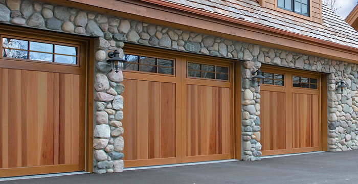 Wooden Garage Doors, Willson 2017
