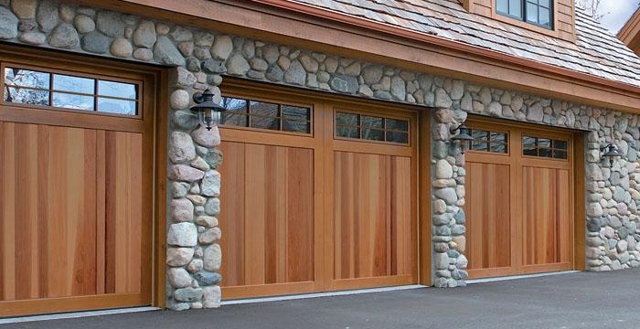 Wooden Garage Doors, Willson 2017